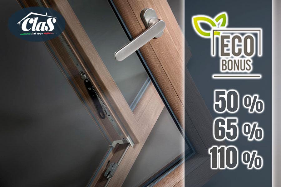 Requisiti per l'Ecobonus infissi 50%: trasmittanza termica e zone climatiche